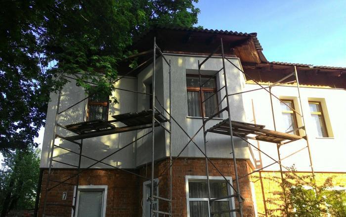 Стоимость квадратного метра утепления фасада