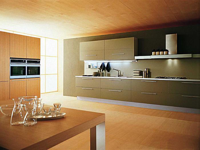 Дизайн кухни в стиле модернгалерея