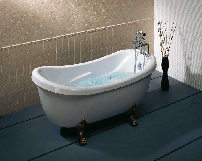 Фото в ванне @ m1bar.com