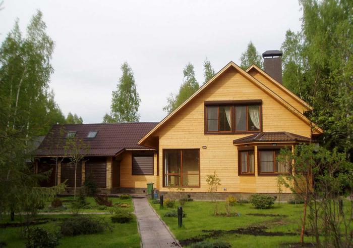 дачные домики 1