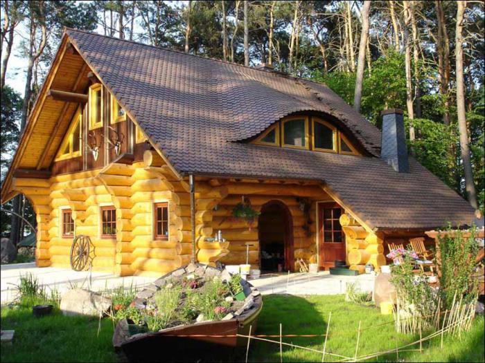 домики для летнего периода 19
