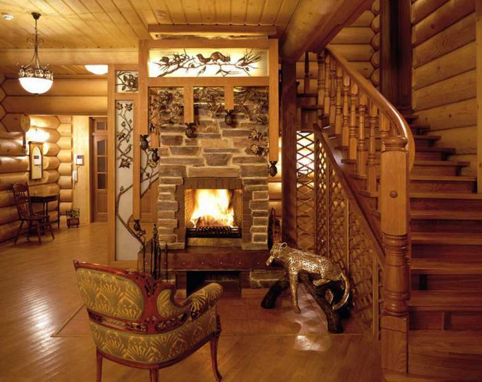 475Дачные дома дизайн и интерьер