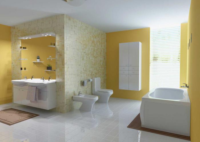 Фото ванная комната под ключ ванные