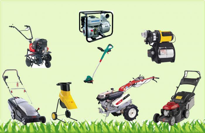 Оборудование для сада и огорода