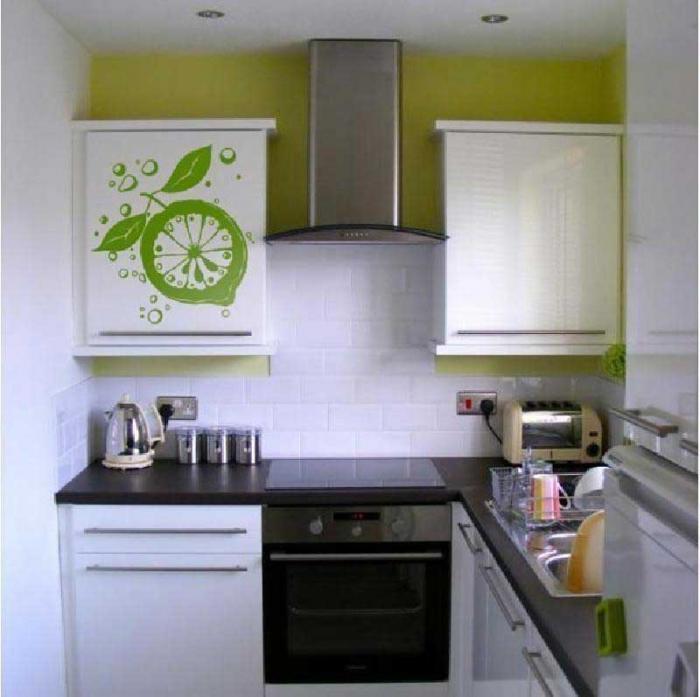кухни маленькие ремонт фото