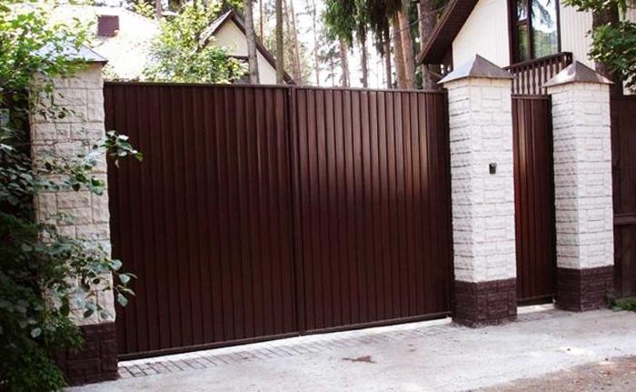 Ворота ремонт