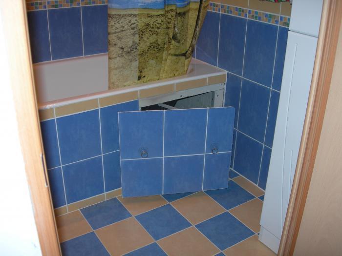 Скрытое фото в ванной 4 фотография