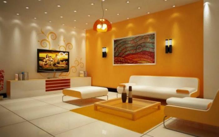 Фото дизайн стен в доме