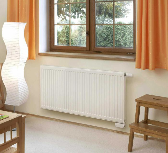 Видимое превосходство стальных радиаторов отопления
