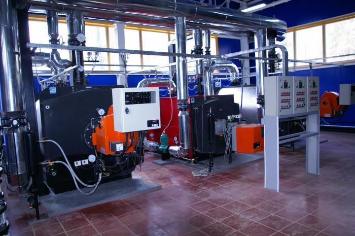 новые технологии применяемые в газовой производственной котельной