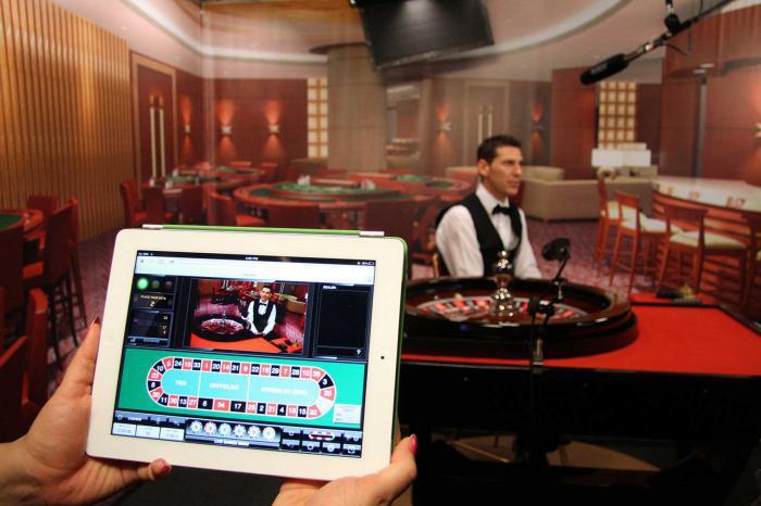 казино планшет
