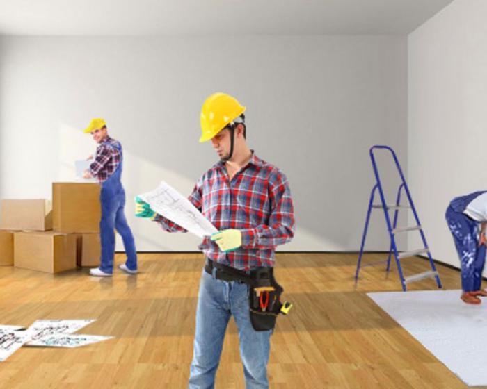 Фото строительство и ремонт квартир